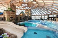 Park wodny Aquaworld przy Hotelu Aquaworld Resort Budapest